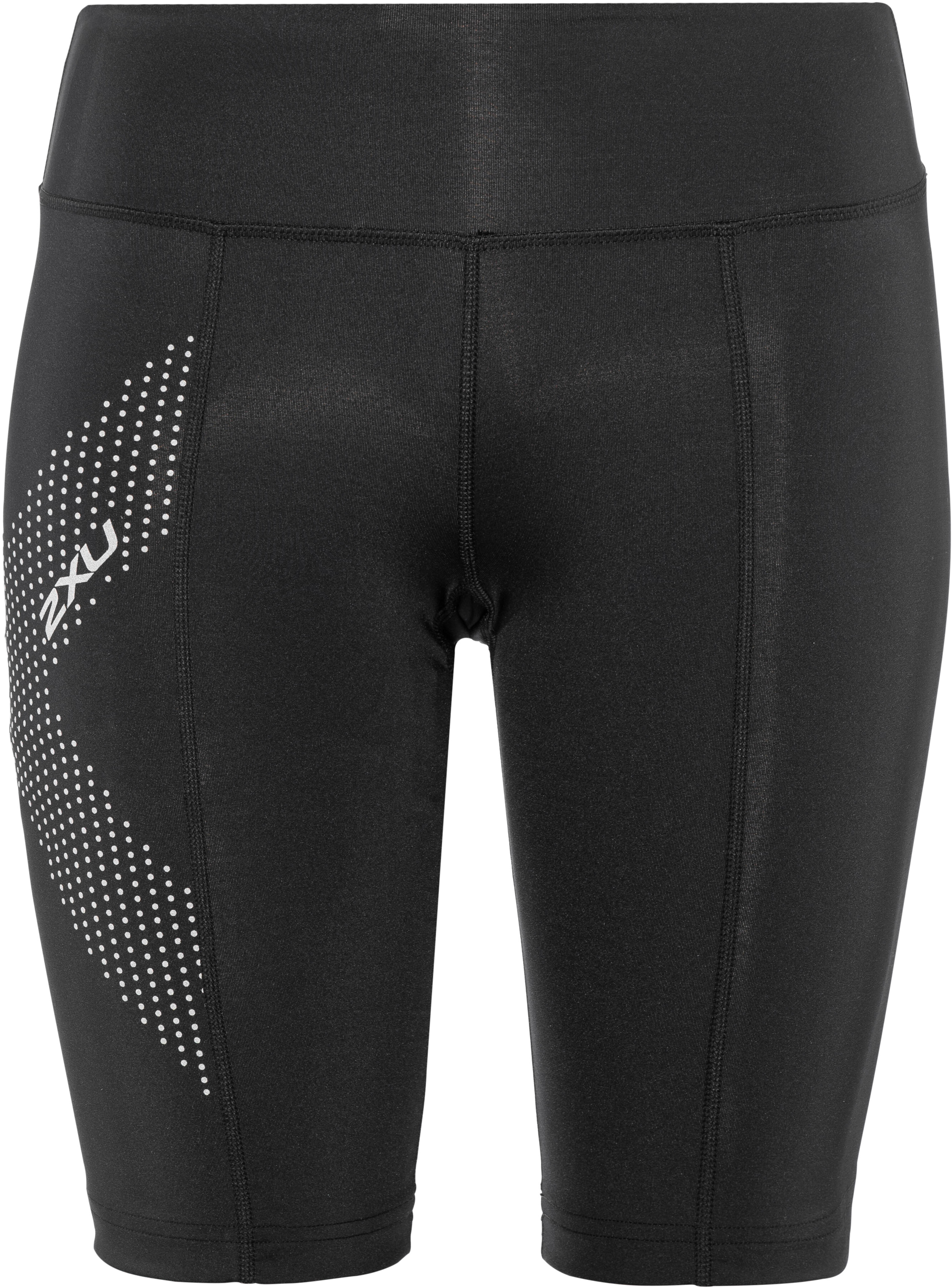 ac8a211c 2XU Compression Shorts Mid-Rise Women black/dotted reflective logo ...